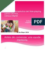 La Técnica Terapéutica Del Role-playing