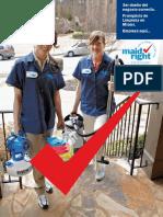 Le Presentamos El Sistema de Limpieza Domestica Maid Right Miami