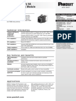 Patch Cord Net-Key Panduit