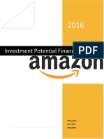 britotiffany financial analysis amazon