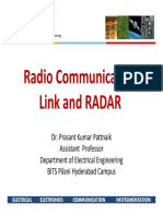 Radio Communications and RADAR