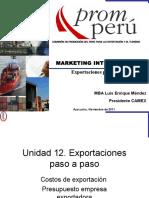 11 Puntoscriticosenprocesoexportacion 140812064425 Phpapp02