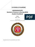 Bachelor of Science (BSN) Student Handbook 2016-2017 (FINAL).pdf