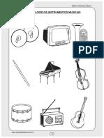 Atividades Musica e Artes