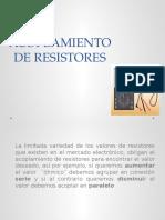 Acoplamiento de Resistores-2015