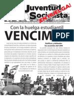 Vencimos, Boletín #8, Junio 2010