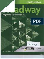 New Headway Beginner Fourth Edition TB