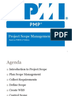 2 Project Scope Management