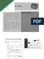 Manual do Básico do Excel 2013