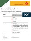 1.1. HT Sika®Antisol Normalizado REV. 04.08.14 (1)