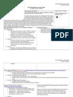 Art lesson plan lesson plan cognition artlesson plan template ltc4240 pronofoot35fo Images