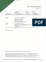 UTGSU Statement of Defence & Counterclaim