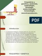 Exposición Sistema Psiconeuroinmunoendocrino Power Point