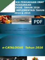 Paparan Evaluasi e Cataloguee Terbaru