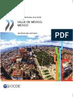 Valle de Mexico OCDE Resumen
