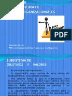 3 Unidad III Susbsistema de Metas Organizacionales PDF