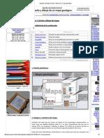 Apuntes Geología_ Diseño y Dibujo de Un Mapa Geológico
