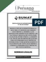 RS 300-2014-SUNAT