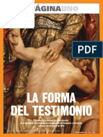 Carrón, Julián, La Forma Del Testimonio.