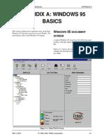 Appendix a -Windows Basics