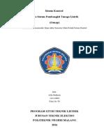 Sistem Kontrol pada pembangkit tenaga listrik