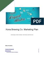 Situation Analysis and Marketing Plan
