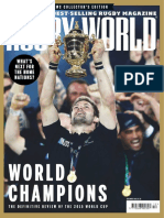 Rugby World - December 2015