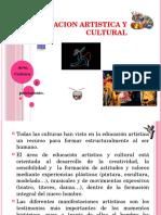 Conocimiento general sobre Educación Cultural y Artística