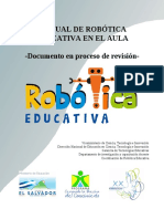 Manual de Robtica Educativa en El Aula Documento en Proceso de Revisin 1