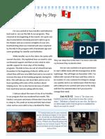 Dec. 2016 Newsletter