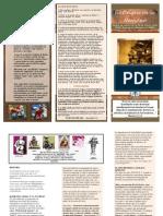 El origen de la Navidad (Brochure/Folleto Apostolico)