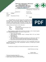Surat Pemberitahuan Pemeriksaan IVA Tes