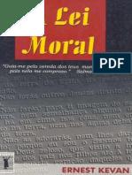 A Lei Moral -Ernest-Kevan