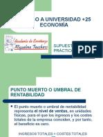 Pto Muerto y Modelos Estaticos III