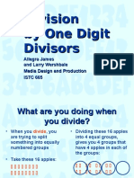 how to divide