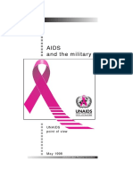 Military n Hiv UNAIDS Point of View