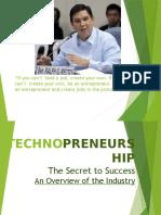 Technopreneurship an Overview