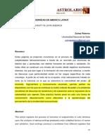 EL MITO DE LA MODERNIDAD EN AMÉRICA LATINA Zulma Palermo