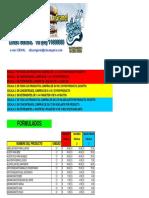 A Lista Productos Limpieza Marzo 2011