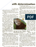 Nickolas in the news - Oshawa Express June 16