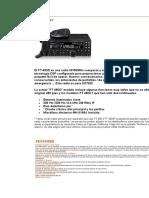 Manual FT 450D