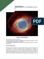 Física Cuántica Reconciliando Ciencia y Espiritualidad