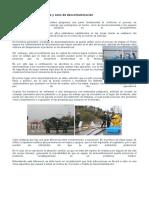 La Importancia Del Proceso y Zona de Descontaminación