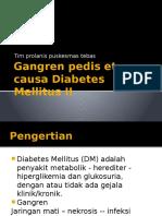 179952535 Gangren Pedis Et Causa Diabetes Mellitus II Pptx