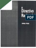 243903968 El Directivo Racional Kepner y Tregoe PDF