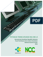 Petunjuk Teknis Aplikasi INA-CBG Versi 5