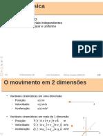 Aula04a FC O Movimento 2D
