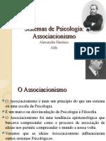 Associacionismo e Estruturalismo