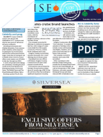 Cruise Weekly for Tue 06 Dec 2016 - New cruise player, New RCI and Celebrity fare structure, Princess Cruises, Sydney occupational charges, Cunard