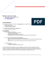 ICS Java Fundamentals Training Outline v1